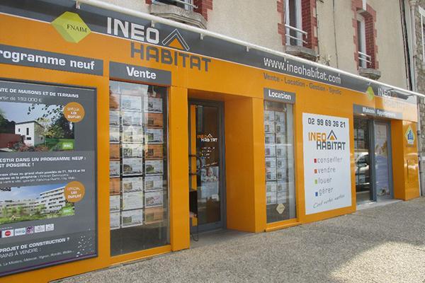Ineo Habitat La Mézière